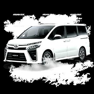 Sewa Mobil Toyota Voxy Jogja
