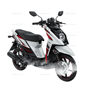 Sewa Motor X Ride Jogja