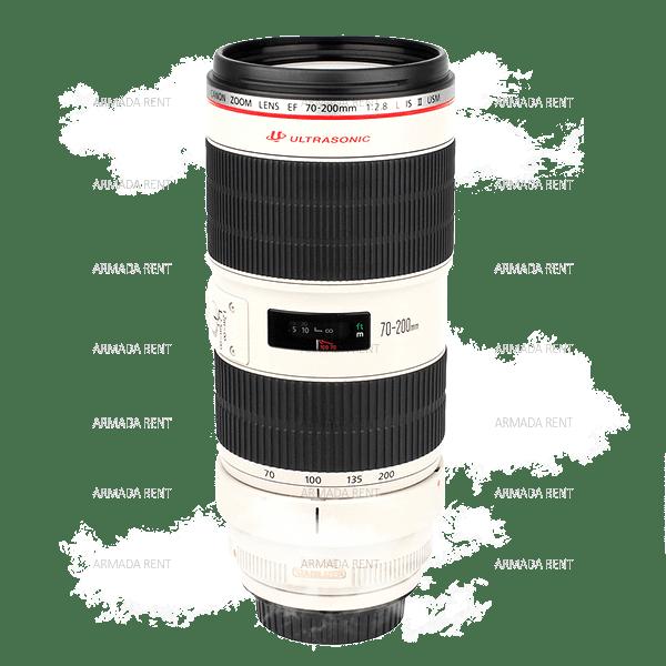 SEWA CANON EF 70-200 F2.8 L