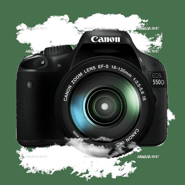 SEWA CANON EOS 550D