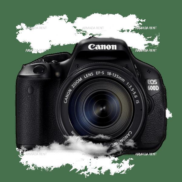 SEWA CANON EOS 600D