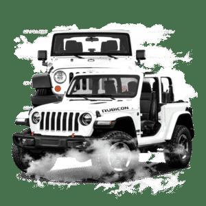 Sewa Jeep Rubicon